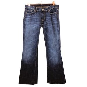 Citizen of Humanity Womans 31 Naomi#065 Flare Jean